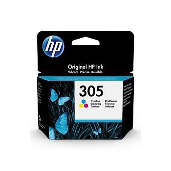 HP 305 Color Renkli Kartuþ 3YM60AE