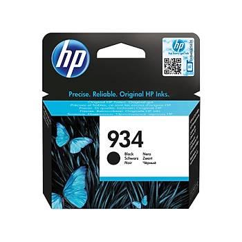 HP 934 Black Siyah Kartuþ C2P19AE