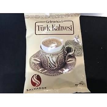 Cafe Salvador 100gr Türk Kahvesi