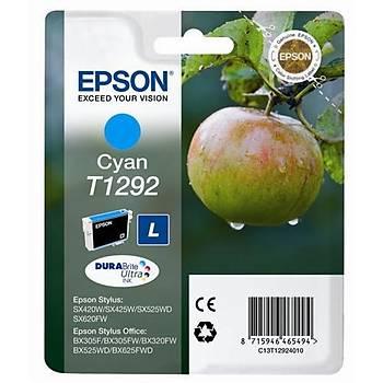 Epson BX305-320 SX425 Cyan Mavi Mürekkep Kartuþ T12924022