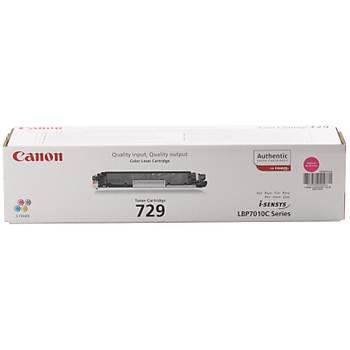 Canon CRG-729M Magenta Kýrmýzý 1.000 Sayfa Toner LBP7010-7018