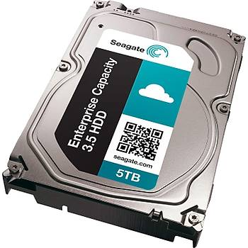 "Seagate 5Tb 3.5"" Internal Hard Drive St5000Nm0084 Sata  7200 Rpm - 128 Mb Buffer Bare Drive"