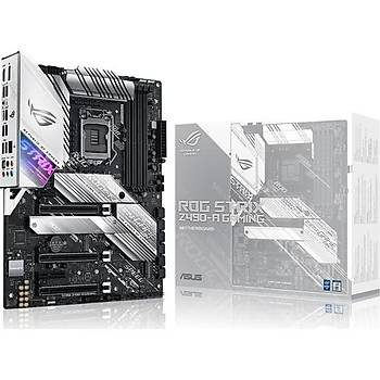 Asus ROG Strix Z490-A Gaming Intel Z490 4600 MHz DDR4 1200 Pin ATX Anakart
