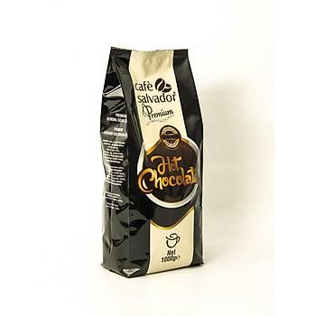 Cafe Salvador Premium Sýcak Çikolata 1000 gr