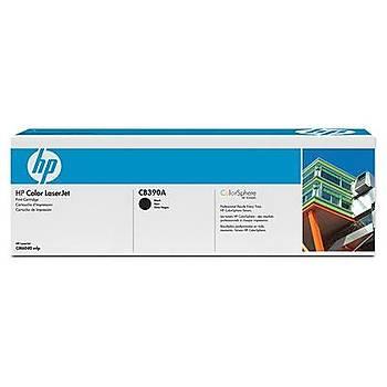 HP 825A Black Siyah 19.000 Sayfa Toner CB390A