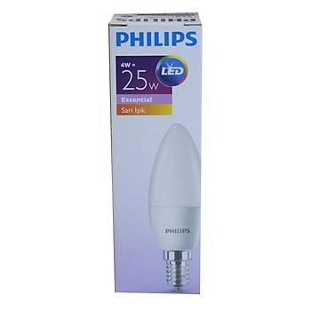 Philips Ess Led Candle 25w e14 ww 4w Ampul (774236)