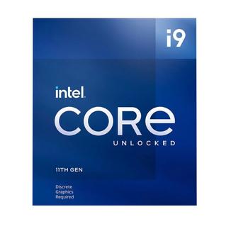Intel Core i9 11900 BX8070811900 2.5GHz DDR4 LGA 1200 16 MB 65 W Kutulu Box Ýþlemci
