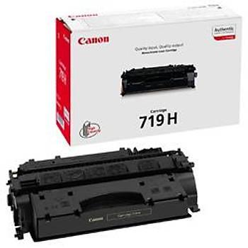 Canon CRG-719H 6.400 Sayfa Yüksek Kapasite  Toner LBP251-2526670 MF411-416-419