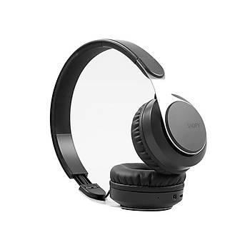 Snopy SN-34BT COSY Siyah Mobil Telefon Uyumlu Bluetooth Kablosuz Mikrofonlu Kulaklýk
