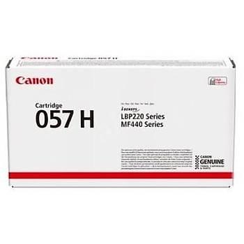 Canon CRG-057H Black Siyah Yüksek Kapasite Toner MF445-MF443