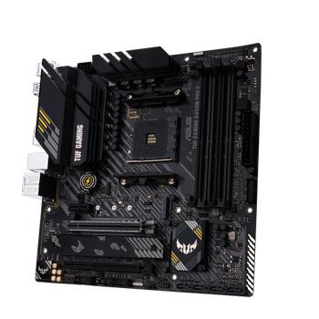 Asus Tuf B450M-Pro II BIOS FlashBack Gaming Amd B450 Am4 Ddr4 4400 Matx Anakart