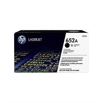 HP 652A Black Siyah 11.000 Sayfa Toner CF320A