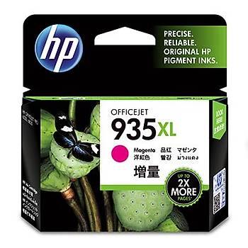 HP 935XL Magenta Kýrmýzý Yüksek Kapasite Kartuþ C2P25AE