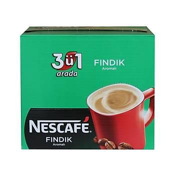 Nestle Nescafe 3Ü1 Arada Fýndýklý 48 Adet 17G 12294616