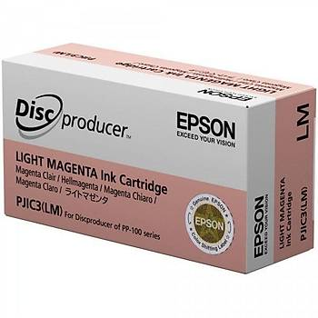 Epson PP-100 Light Magenta Açýk Kýrmýzý Mürekkep Kartuþ S020449