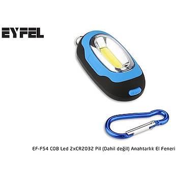 Eyfel EF-F54 Cob Led 2XCR2032 Anahtarlý 24lü Paket