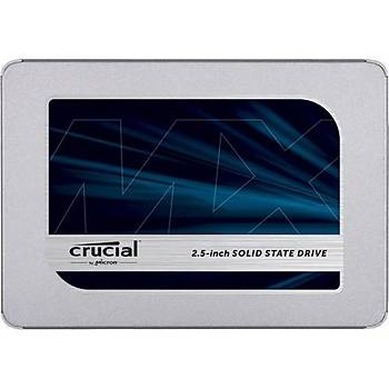 Crucial Ct250Mx500Ssd1 250Gb Mx500 560-510Mb-S Ssd Harddisk