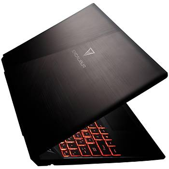 "Casper Excalibur G770.1075-B5H0A i7 10750H 16GB 1TB+240GB SSD GTX1650 W10 Home 15.6"" FHD Notebook"