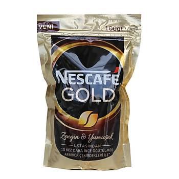 Nestle Nescafe Gold Doy Pack Sgnt 100gr 12358520
