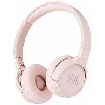 JBL T600BTNC Pembe Aktif Gürültü Önleyici Mikrofonlu Kulaküstü Kulaklýk