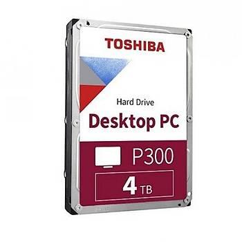 "Toshiba 4TB P300 HDWD240UZSVA 3.5"" 5400RPM PC Harddisk"