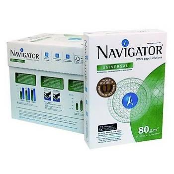 Navigator A4 Fotokopi Kaðýdý 80gr-500 lü 1 koli=5 paket 1 Palet = 225 paket