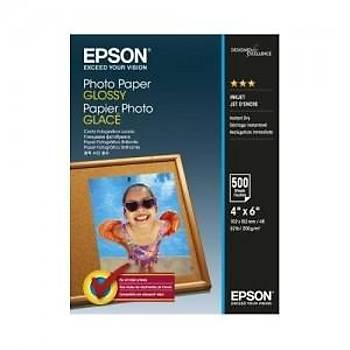 Epson 10x15 200Gram 500'lü Fotoðraf Kaðýdý S042549