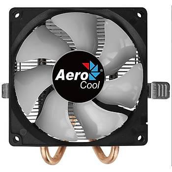 Aerocool Air Frost 4 FRGB 12cm Fan Ýþlemci Soðutucu
