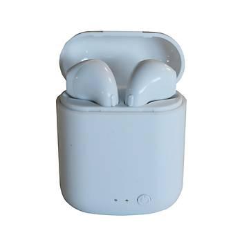 Elba Mini-2 Beyaz Bluetooth Kulaklýk