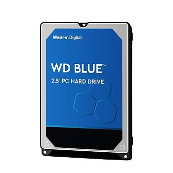 "Wd 2Tb 2.5"" Blue Sata 128Mb 6Gb Wd20Spzx Notebook Harddisk"
