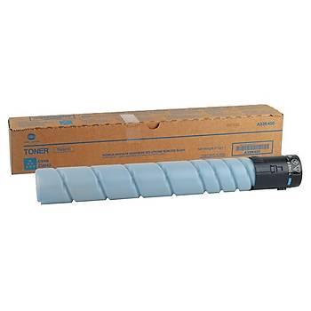 Konica Minolta TN-321C Cyan Mavi Orjinal Fotokopi Toneri Bizhup C224-284-364 25.000 Sayfa
