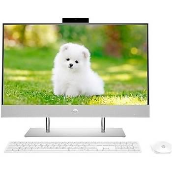 """Hp 24-DP0018NT 209R3EA i7 10700T 8GB 1TB + 256GB SSD MX330 Freedos 23.8"""" FHD All In One Bilgisayar"""