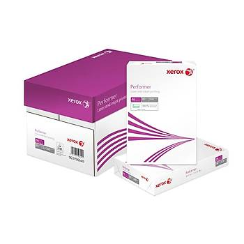 Xerox 3R90649 A4 Performer Fotokopi Kaðýdý 80gr-500 lü 1 koli= 5 paket 1 palet=225 paket
