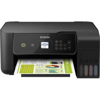 Epson L3160 Yazýcý-Tarayýcý-Fotokopi Renkli Mürekkep Tanklý Yazýcý WI-FI Ekranlý