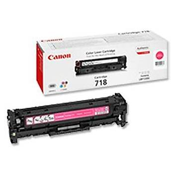 Canon CRG-718M Magenta Kýrmýzý Toner MF728-729 MFC8350-8580 LBP7210
