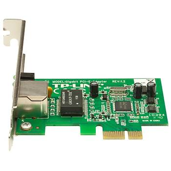 Tp-Link TG-3468 Gigabit PCI Express Ethernet Kartý
