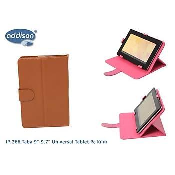 """Addison IP-266 Taba 9""""-9.7"""" Universal Tablet Kýlýf"""