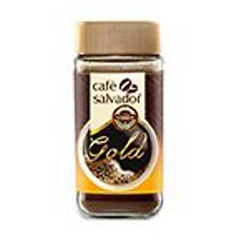 Cafe Salvador Gold Kavanoz 100 gr