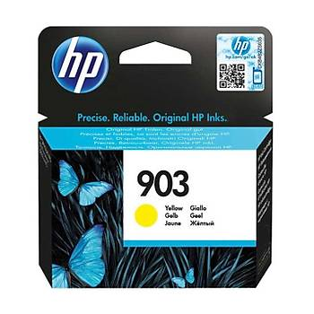 HP 903 Yellow Sarý Kartuþ T6L95AE