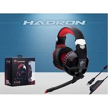 Hadron G59 Led Iþýklý Mikrofonlu Oyuncu Kulaklýðý 7.1
