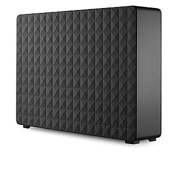 Seagate 6TB Expansion Desktop External Hard Drive HDD USB 3.0 for PC Laptop (STEB6000403) Harici Hdd