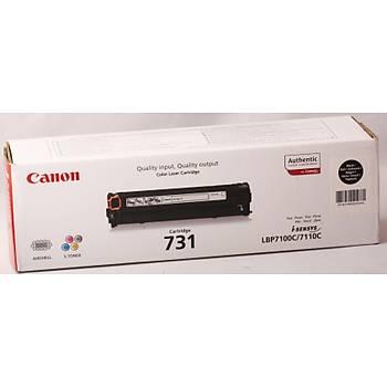 Canon CRG-731BK Black Siyah 1.400 Sayfa Toner LBP7110 MF628-8230-8280