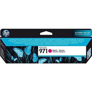 HP 971 Magenta Kýrmýzý 3.000 Sayfa Kartuþ CN623A
