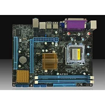 Afox IG41-MA7-V3 Intel LGA775 G41 DDR3 MicroATX Anakart