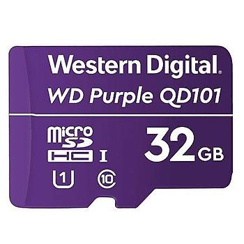 Western Digital 32GB Surveillance microSD Hafýza Kartý