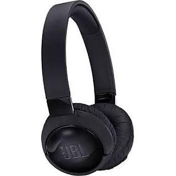 JBL T600BTNC Siyah Aktif Gürültü Önleyici Mikrofonlu Kulaküstü Kulaklýk