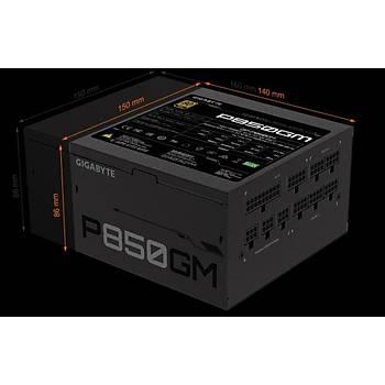 Gigabyte P850W 80+Gold Full Modüler PSU GP-P850GM Power Supply Güç Kaynaðý