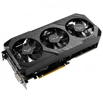 Asus TUF Gaming X3 GeForce GTX 1660 OC TUF3-GTX1660-O6G-GAMING 6GB GDDR5 192Bit DX12 Ekran Kartý