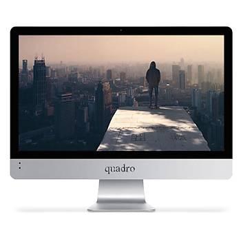 "Quadro Rapid Hm8122-40424 21.5"" Ci3 4130T 2.9Ghz 4Gb 240Gb Ssd Onb Vga Freedos Aio Bilgisayar"