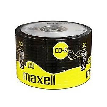 Maxell CD-R 700MB-80min 52X 50 li Shrink